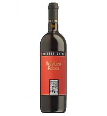 Bolgheri Rosso - Satta