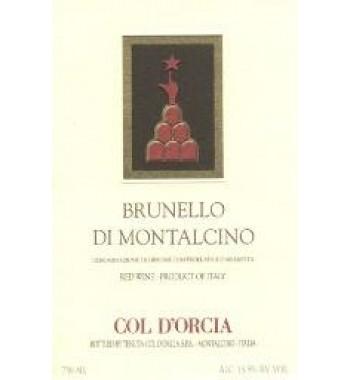 Brunello di Montalcino D.O.C.G. Col D'Orcia