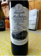 Brunello di Montalcino D.O.C.G. Ferro